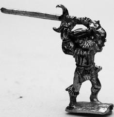 Landsknecht w/2-Handed Sword