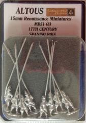 Spanish Pikemen