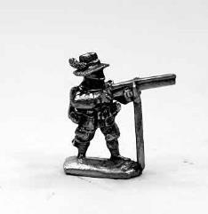 Germans w/Musket
