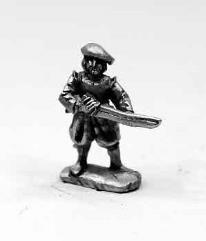 Scots Mercenary w/Musket