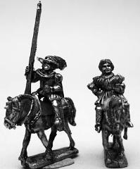 Cavalry Command - Officers & Standards