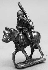 Burgundian Mounted Longbowen