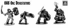 Orc Desecrators