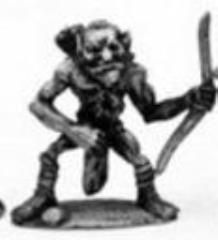 Goblin Standing w/Bow