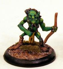 Goblin Standing w/Bow