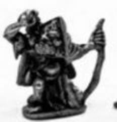 Goblin Archer Drawing Arrow w/Bow
