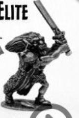 Goblin Fanatic Running w/Sword