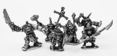 Mountain Orc Command