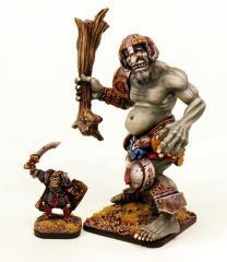 Durzum Dwarf Killer - Giant Troll