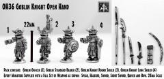 Goblin Knight - Open Hands
