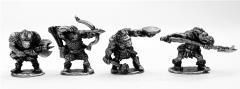 Dogmen Warriors