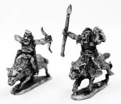 Goblin Wolf Cavalry II