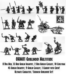 Goblinoid Multitude