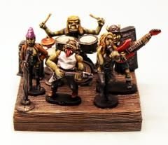 Orc Rock Band