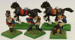 Orc Line Artillery Crew
