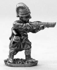Janissary w/Handgun