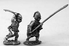Janissary Command w/Officers & Standard Bearers