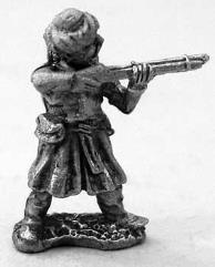 Azab w/Handgun