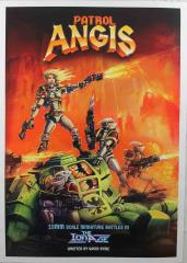 Patrol Angis Cover Art w/Title