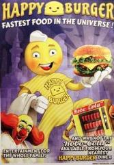 Eat At Happy Burger