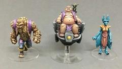 Lord Phalag & Minions