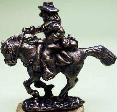 Mounted Townsman