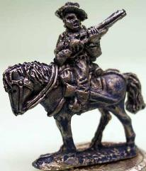 Mounted Civilian
