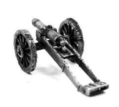 6 pdr. Gun