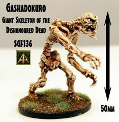 Gashadokuro - Giant Skeleton of the Dishonored Dead