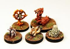 Creatures, Spirits, and Infants Pack