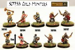 Guild Hunters