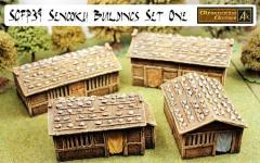 Buildings Set #1