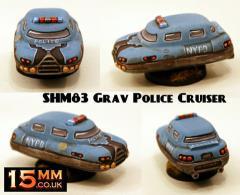 Grav Police Cruiser