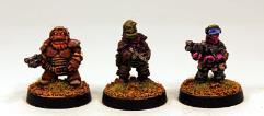 Alien Soldiers