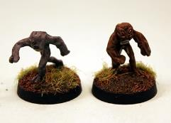 Primitive Alien Warriors