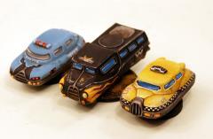 Grav Vehicle Pack