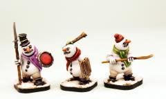 Fantasy Snowmen Warband