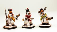Black Powder Snowmen Regiment