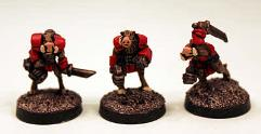 Battle Boars