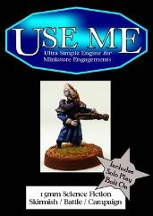USE ME Rules for Science Fiction