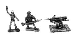 Skeleton Artillery