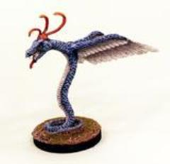Coatl Winged Serpent