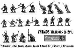 Warriors of Evil