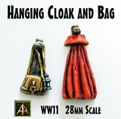 Hanging Cloak & Bag