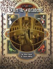 Art & Academe
