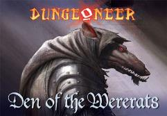 Den of the Wererats (2nd Printing)