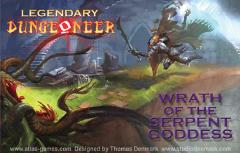 Legendary Dungeoneer - Wrath of the Serpent Goddess