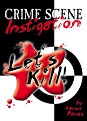 Let's Kill - Crime Scene Instigation Expansion