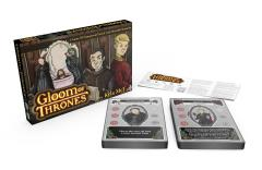 Gloom of Thrones w/Stretch Goal Characters and Noble Knight Promo cards