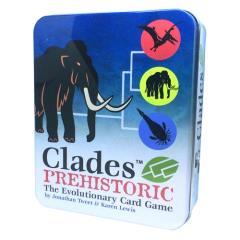 Clades Prehistoric - The Evolutionary Card Game